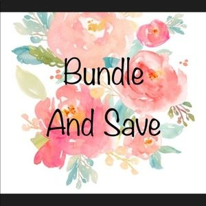 Other - Bundle for deep discounts and to save on shipping!